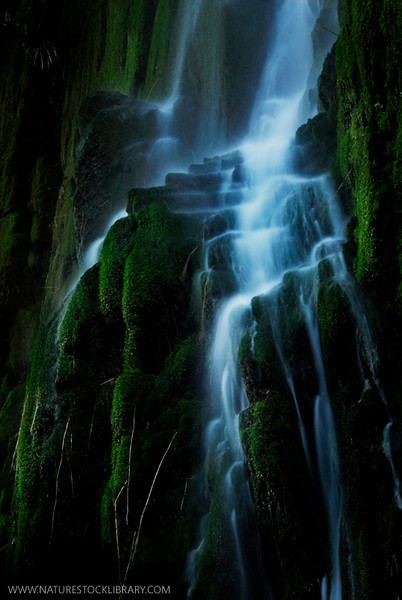 goldstream waterfall slow motion long exposure photography nature photography vitoria british columbia vancouver island b.c.